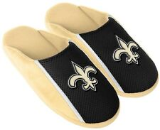 New Orleans Saints NFL Mens Jersey Slide Slipper Adult Sizes