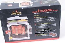 NEW  Ronco Showtime Rotisserie Accessory Kit Basket Steam Tray (NO KNIFE!)