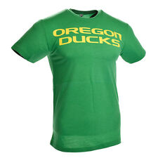 Oregon Ducks Wordmark Solid T-Shirt (Green)