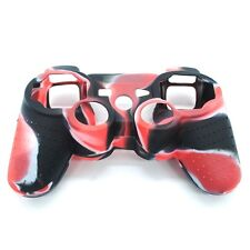 Newest Protective Silicone Skin Cover Case for Sony PS3 Controller Game Consoles