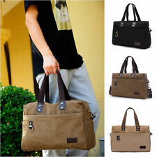 Laptop Bags Men's Shoulder Bag Business Briefcase Attache Handbag Satchel 58ab