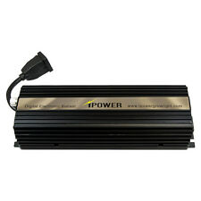 iPower 1000 Watt 600 Watt Digital Dimmable HPS&MH Ballast for Grow Light New!!