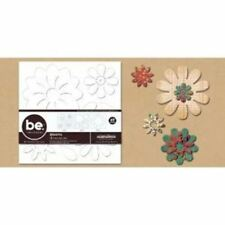 Creative Imaginations Bare Elements Chipboard Die Cuts (12 X 12 Inch Sheets) 3 P