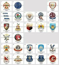 Badge Pin: Premiership Clubs England football clubs PART 1