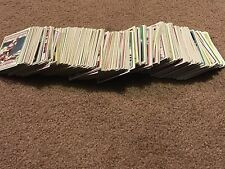 VINTAGE 1980 TOPPS FOOTBALL CARD LOT - 372 DIFFERENT -MANY STARS
