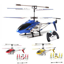 SYMA S107G 3-channel Mini Remote Infrared Control RC Metal Helicopter Gyro Toy