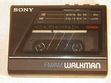 SONY WALKMAN WM-F77 FM/AM RADIO WORKS (Cassette Player Doesn't Work)