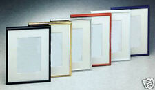 Metal Picture Frame 22 x 48  Oversize Complete