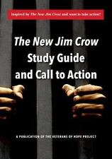 The New Jim Crow Study Guide and Call to Action, New, Free Shipping