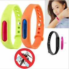 Safe Anti Mosquito Pest Insect Bugs Repellent Repeller Bracelet Wrist Band New