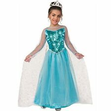 Forum Novelties Princess Krystal Elsa-like Costume Child - 2 Sizes