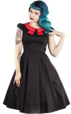 Hearts and Roses (H&R) Rockabilly Retro Pin Up Siobhan Dress 50s Swing