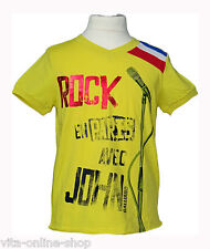 JOHN GALLIANO Kids / Children / Boys / girls T-Shirt 15, yellow