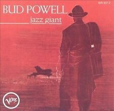 Jazz Giant 1988 by Bud Powell - Ex-library