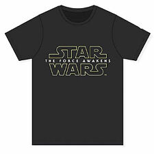 Mens Star Wars 7 'The Force Awakens' Sublimation T-shirts Sizes S to XL