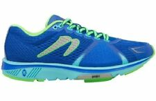 Newton Gravity V Womens Shoes Dark Blue/Lime