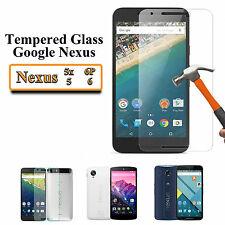 Clear Anti Scratch Tempered Glass Screen Protector for LG Google Nexus 5 5X 6 6p