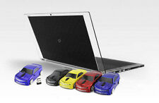 New 2.4Ghz Wireless Chevrolet Car LED Optical USB Mouse PC Laptop Gaming Mice AU