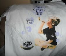 COUNTING CROWS - This Desert Life T-shirt ~Never Worn~ XL
