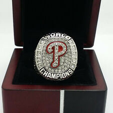 2008 Philadelphia Phillies World Series Championship Copper Ring 8-14Size Gift