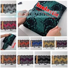 10/20 yards Large Edging Lace Trim Edge Ribbon Retro Embroidered Making Sewings