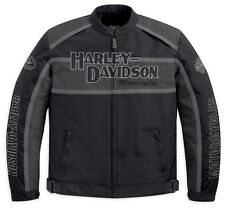 98357-11VM HARLEY-DAVIDSON CLASSIC CRUISER FUNCTIONAL RIDING JACKET  ***NEW***