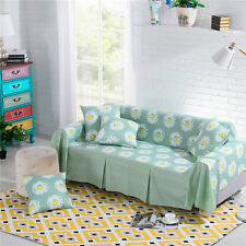 Nice Floral Polyester Sofa Cover oAUL Couch Protector for 1 2 3 4 seater yzl