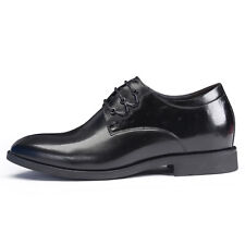 Dress Height Increasing Elevator Shoes Wedding Shoes Make Men 2.7Inches Taller