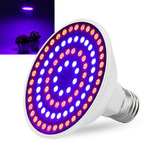 20W E27 90 LED Grow Light Plant Lamp Bulb Garden Greenhouse Full Hydroponic Veg
