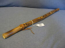 Native American Style Bamboo Flute/Key of G/Handcrafted