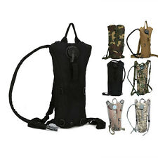 Water Bladder Bag Military Hiking Camping Hydration Backpack Camelbak Pack