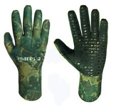 3mm Mares Camo Free Diving Spearfishing Scuba Diving Gloves