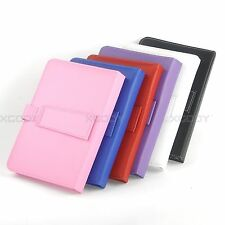 9 Inch Leather Keyboard Case Cover Micro USB for Tablet PC Android XGODY T93Q