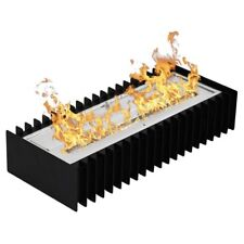 Moda Flame Ventless Bio Ethanol Fireplace Grate Burner Insert