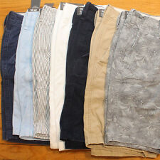 New Abercrombie & Fitch Mens Classic Fit Shorts Knee Length