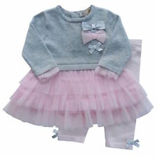 Baby Girls 2 Piece Spanish Style Tutu Top & Set/ Outfit 3-24 Month