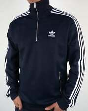 Adidas Originals 90's CNTP Half Zip Track Top - Navy & White - BNWT