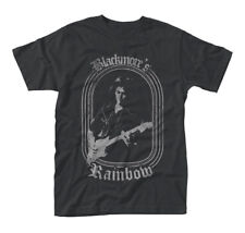 Ritchie Blackmores Rainbow Rock Official Tee T-Shirt Mens Unisex