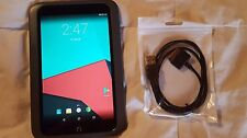 Barnes & Noble Android 7 Nougat HD Tablet 8gb 7in Nook +8gb 16gb or 32gb SDcard