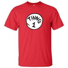 Dr Seuss Cat in The Hat Thing 1-10 T-Shirt 6 Months- Adult 5XL 10% off 3 or More