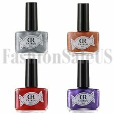 4 Colors Nail Polish Lacquer Metals Luxeffects 8mL/1.36oz Choose Your Color