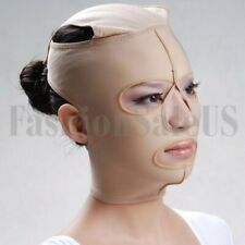 Wrinkle Chin Neck Line Cheek Lift Up Slimming V Face Mask Ultra-thin Belt Strap