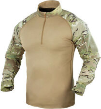 Genuine Issue British Army Surplus PCS MTP UBAC Green Shirt Under Body Armour