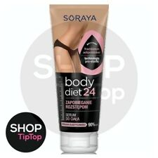 SORAYA BODY DIET 24 CREAM BODY SLIMMING Anti-Cellulite-Glycation Stretch Mark