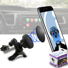 Multi-angle Magnetic Air Vent In Car Holder For Samsung R940 Galaxy S LightRay