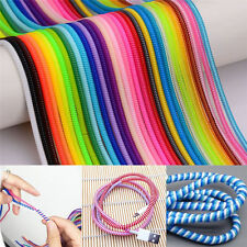 Spring Protector Cover Cable+Charger Cable Cover Saver+Headphone Winder Organize