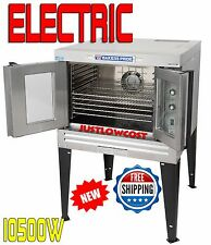 Bakers Pride Commercial BCO-E1 Single Deck Full Size Electric Convection Oven