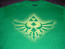 Nintendo Legend Of Zelda Windwaker TriForce Mens Tshirt