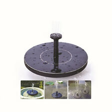 Fountain Pond Water Water Pump Fountain Pump Solar