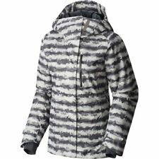MOUNTAIN HARDWEAR WOMENS M BARNSIE INSULATED SKI WINTER JACKET